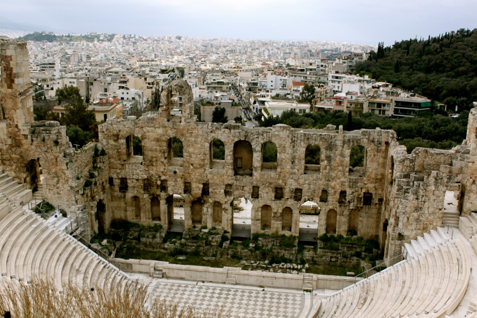 Theatre at Herodes Atticus